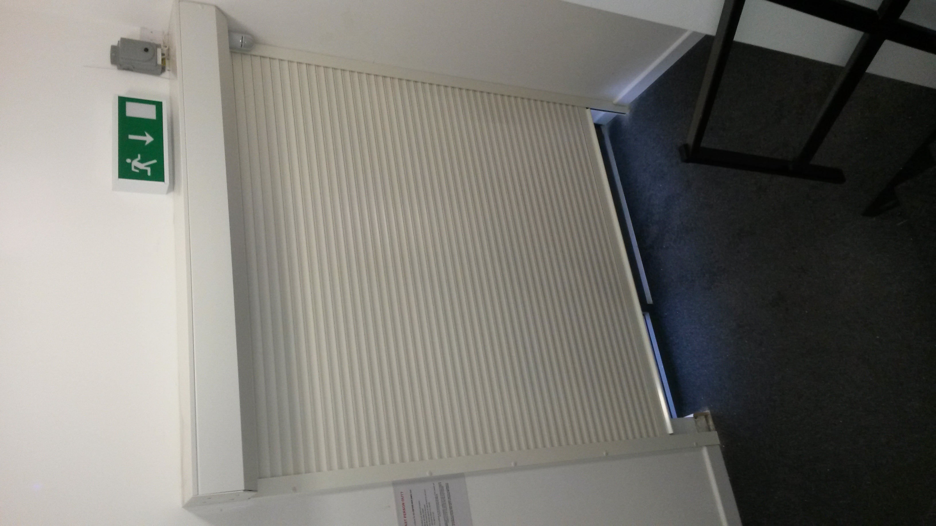 Ashford Security Ltd - Shutter - Internal - External - Shutters - Maintenance - Repairs