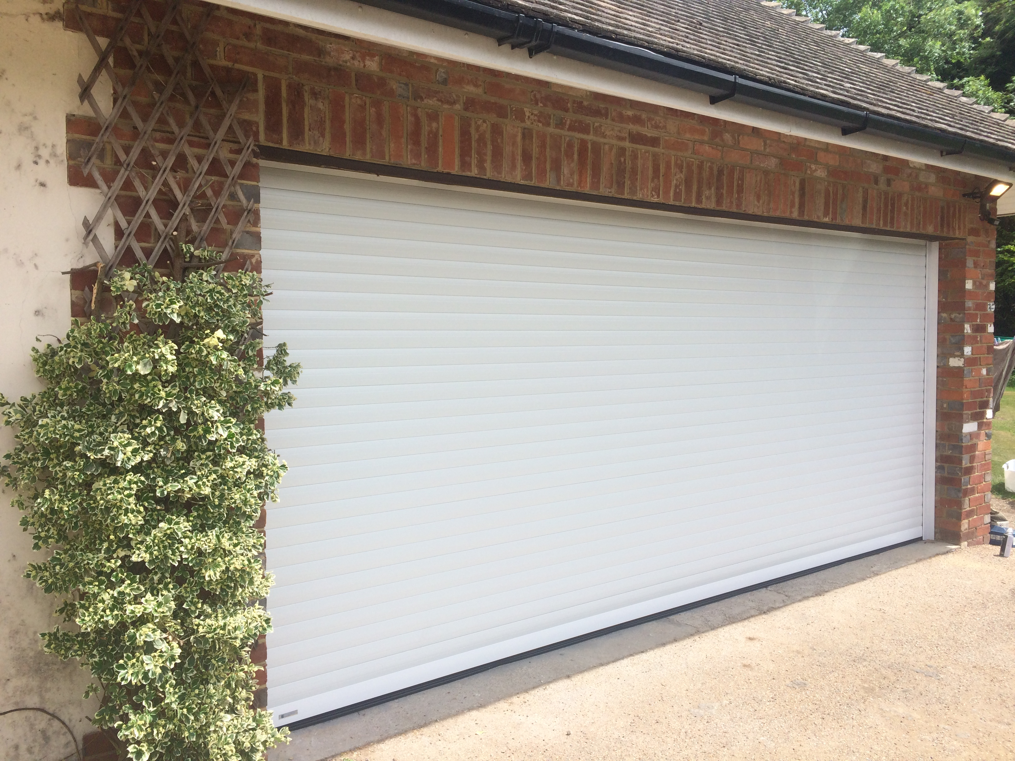 Garage Door & Shutters - Ashford Security Ltd