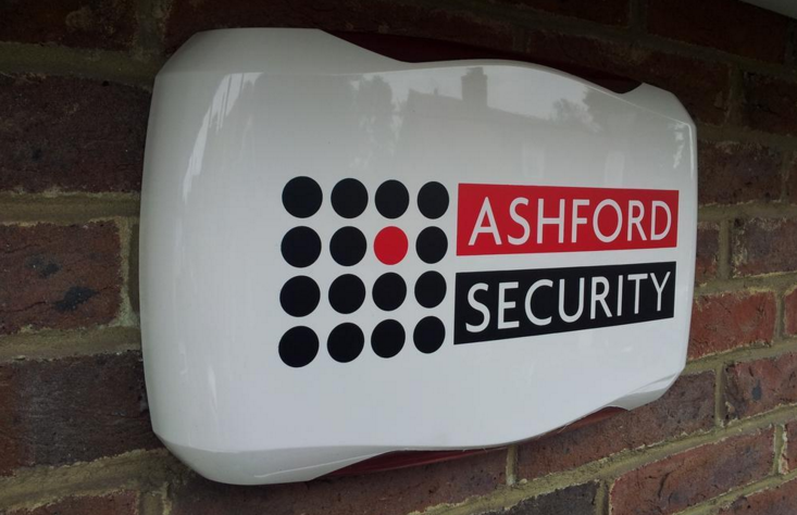 Ashford Security Ltd - Intruder Alarms - Bellbox - 0800 9998090